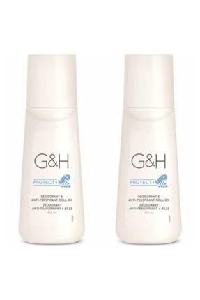 Amway Terlemeye Karşı/koku Giderici Roll-on Deodorant - G&h Protect+™2tane
