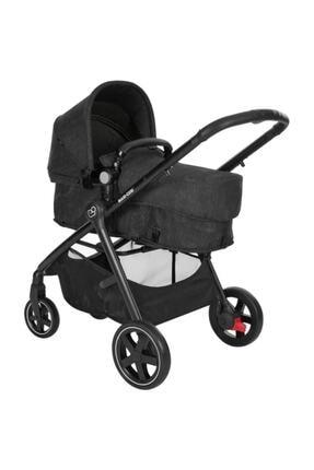 MAXİ-COSİ Maxi-Cosi Zelia Bebek Arabası / Nomad Black
