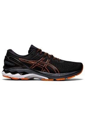 Asics Erkek Siyah Turuncu Koşu Ayakkabısı