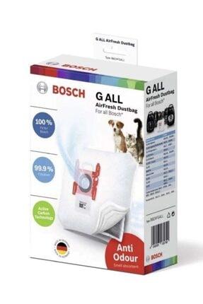 Bosch Evcil Hayvan Sahipleri Için Özel Üretim Aktif Karbon G-all Aır Fresh Toz Torbası Orjinal Ürün