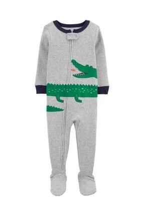 Carter's Erkek Bebek Tekli Pijama Tulum