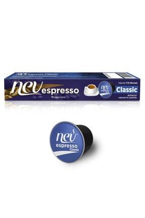 Nev espresso ® Klasik Kapsül Kahve Nespresso® Uyumlu