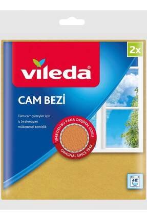 Vileda Cam Bezi Mikrofiberli 2'li Paket