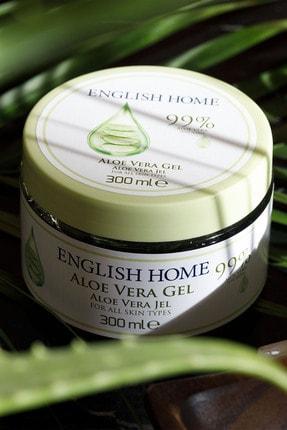 English Home Aloe Vera Nemlendirici Jel 300 Ml Yeşil