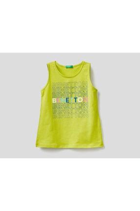 United Colors of Benetton Benetton Yazılı Atlet