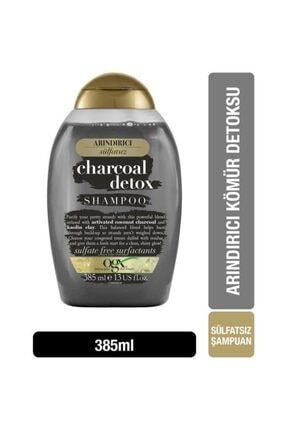 OGX Arındırıcı Kömür Detoksu Sülfatsız Şampuan 385 Ml