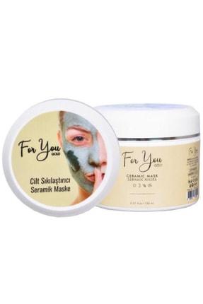 For You Gold Seramik Maske