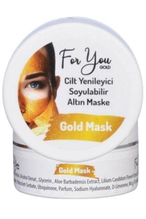 For You Gold Altın Maske Kırışıklık Yaşlanma Karşıtı Anti Aging Mucize