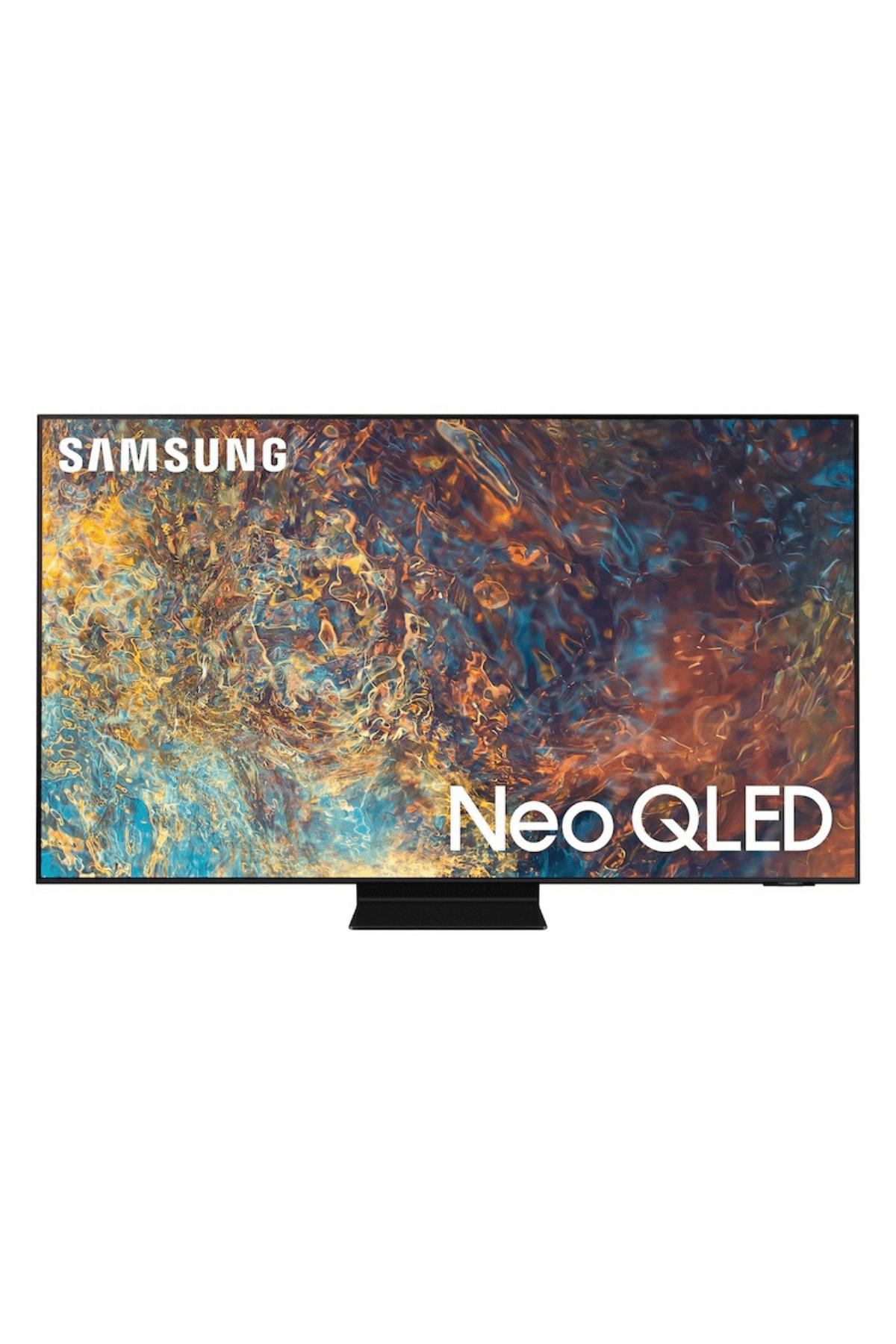 "Samsung 65QN90A 65"" 165 Ekran Uydu Alıcılı 4K Ultra HD Smart Neo QLED TV"