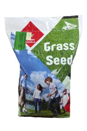 M.K. YAYLA TOHUMCULUK 4'lü Star Karışım Ithal Çim Tohumu - Grass Seed Mixture - 4'lü Mix - 5 Kg
