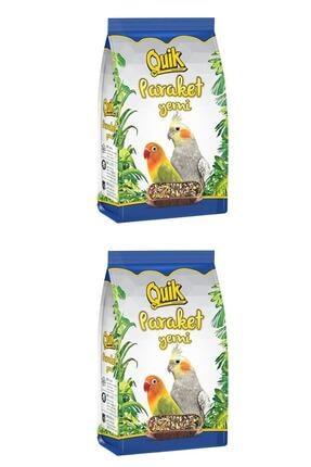 Quik Paraket Sultan Cennet Papağanı Yemi 750 Gr X 2 Adet