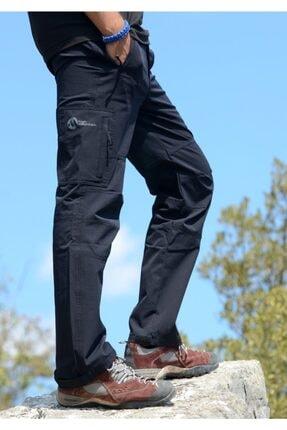 High Mountain Nepal Siyah Bambu Pantolon - L