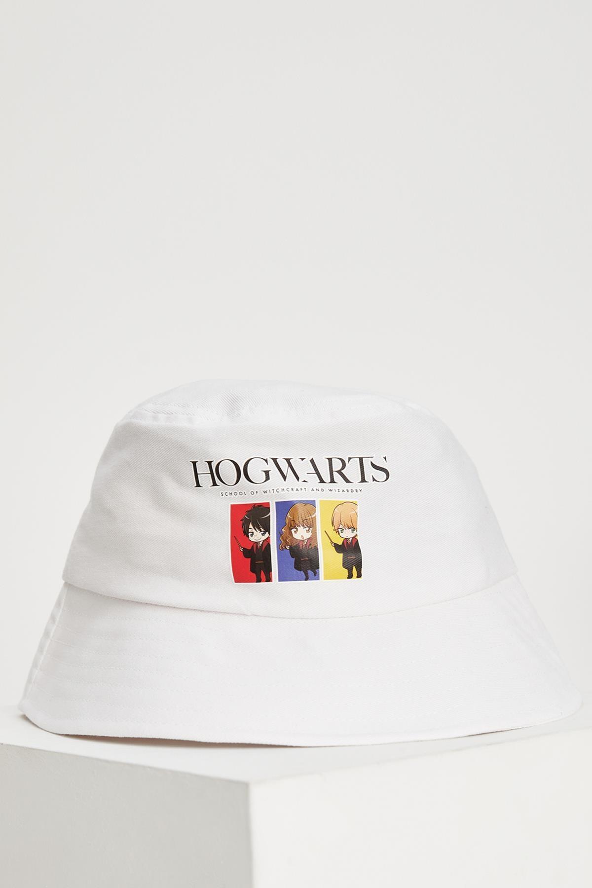 DeFacto Harry Potter Lisanslı Balıkçı Şapkası