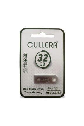 CULLERA 32gb Usb 2.0 Metal Anahtarlık Mini Usb Flash Bellek