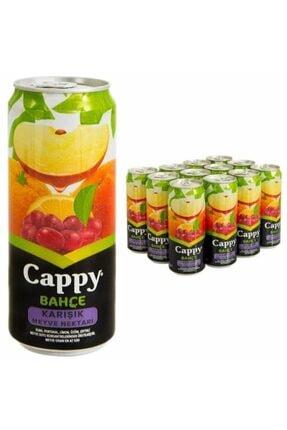 Cappy Karışık Meyveli Kutu 330 Ml 12'li Paket