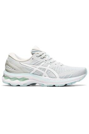 Asics Kadın Gri Beyaz Koşu Ayakkabısı
