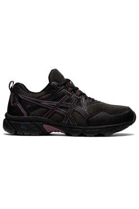 Asics Kadın Siyah Outdoor Ayakkabısı