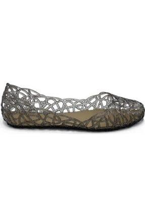 KOCAK AYAKKABI CANTA Kadın Gri Deniz Ayakkabısı