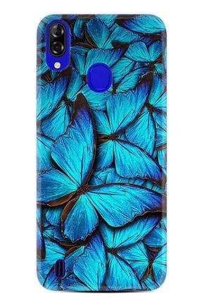 Reeder P13 Blue Plus Kılıf Desenli Silikon Kılıf Owl 1351
