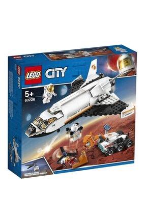 LEGO ® City® Mars Araştırma Mekiği 60226 / 5+ Yaş (273 Parça)