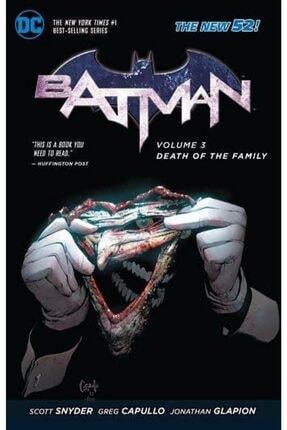 TM & DC Comics-Warner Bros Batman Vol. 3: Death Of The Family The New 52