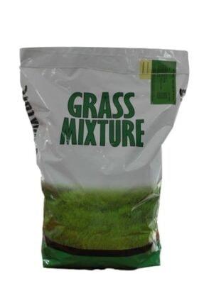 M.K. YAYLA TOHUMCULUK 6'lı Karışım Ithal Çim Tohumu - Grass Mixture - 6'lı Mix - 5 kg