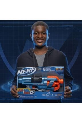 Nerf Elite Commander Rd-6 E9485