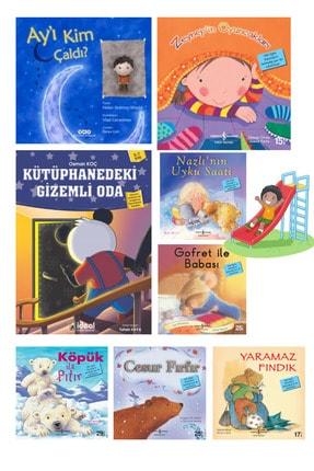 İş Bankası Kültür Yayınları 8'li Çocuk Kitabı Seti