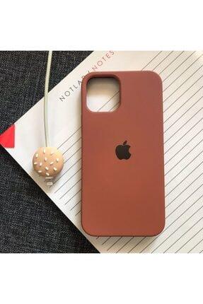 SUPPO Iphone 12 Ve 12 Pro Ile Uyumlu Logolu Lansman Kılıf Ve Kablo Koruyucu