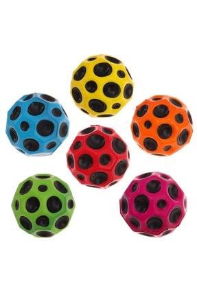 e-life shop Moon Ball Havuz Deniz & Outdoor Zıplayan Sektirme Topu Stres Eğlence Oyuncağı 2 Adet ES668C