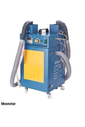 Moonstar Çift Kafa El Tipi Iplik Temizleme Makinesi
