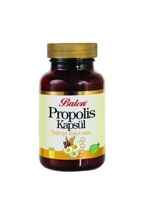 Balen Propolis Kapsül 80 X 670 Mg Takviye Edici Gıda