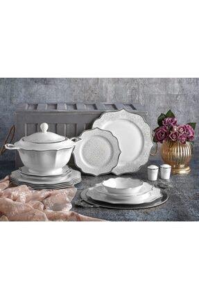 Aryıldız Porselen 60 Parça Yemek Takımı 40014