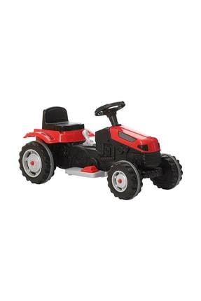 PİLSAN Active Tractor 6v Akülü Traktör / Kırmızı