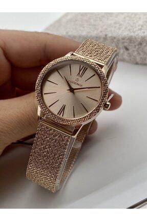 Essence Kadın Çelik Kol Saati Ve Gümüş Kolye