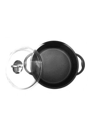 Essenso Siyah Döküm Pilav Tenceresi 26 cm