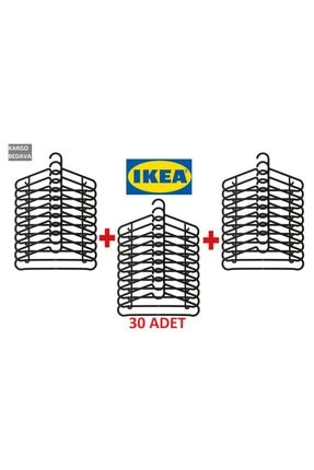 IKEA 30 Adet Elbise Askısı(trend My Home)