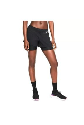 Nike Eclipse 2 In 1 Taytlı Kadın Koşu Şortu Aq5420-010