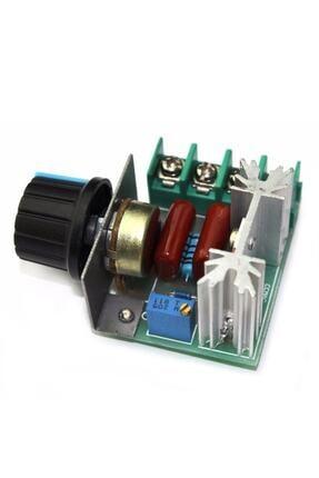Knmaster 220v / 2000w Ac Motor Hız Kontrol Devresi / Dimmer