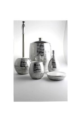 AROW Massimo Porselen 5 Parça Banyo Takımı