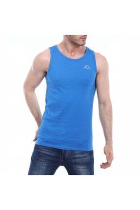 Kappa Erkek Kolsuz T-shirt Gatan Saks