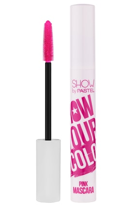 Pastel Show Your Show Your Color Mascara Pink 13