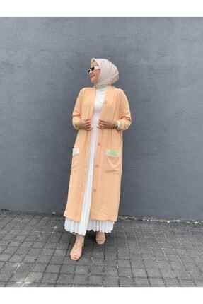 Loreen Tuhara Butik Renk Geçişli Hırka