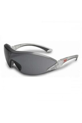 3M 2841 Güvenlik Gözlüğü Gri As/af - Ayarlanabilir Sap Ve Kaş Koruma