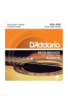 Daddario Ez900 Akustik Gitar Teli. 2 Pena