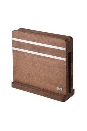 Jumbo Wood Mood Steel Line Bıçak Standı