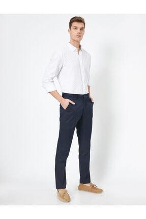 Koton Erkek Normal Bel Cep Detayli Pantolon