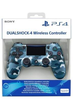 OEM Ps4 Mavi Kumuflaj Joystick Ps4 Kol Dualshock4 V2 Yeni Garantili Ps4 Kol