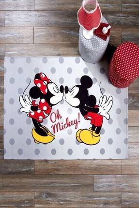 Taç Lisanslı 120x180 cm Pes Halı Dıs Mickey&Minnie 60155001