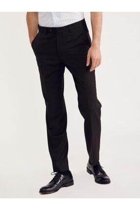 Bisse Regular Fit Düz Klasik Pantolon